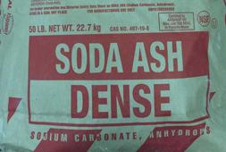 Soda Ash (Sodium carbonate)